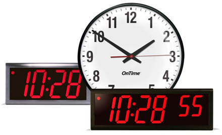 network clocks